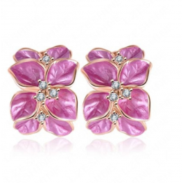 Ohrringe Blüten
