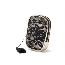 Mini Spitzen Tasche
