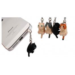 Handy Staubschutz Katze