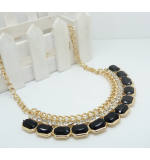 Statement Kette gold