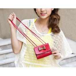 Mini Handtasche schwarz oder pink