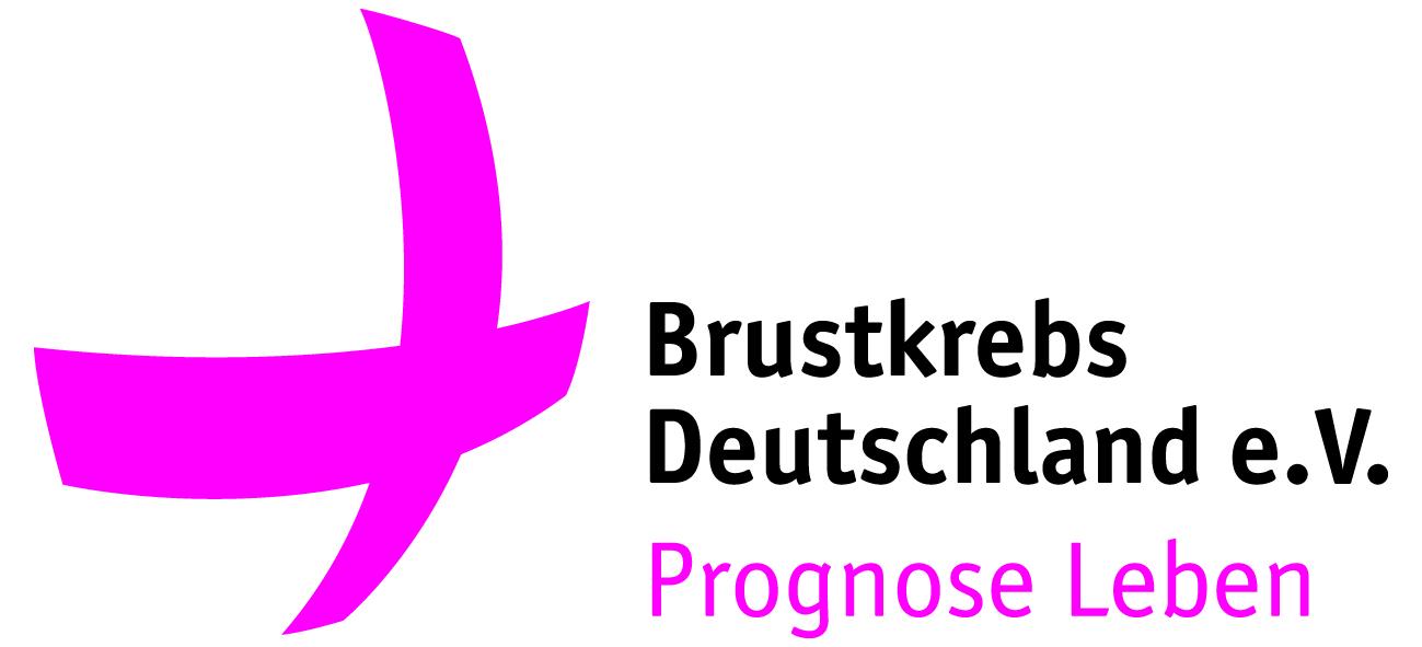 Logo Brustkrebs Deutschland e.V.